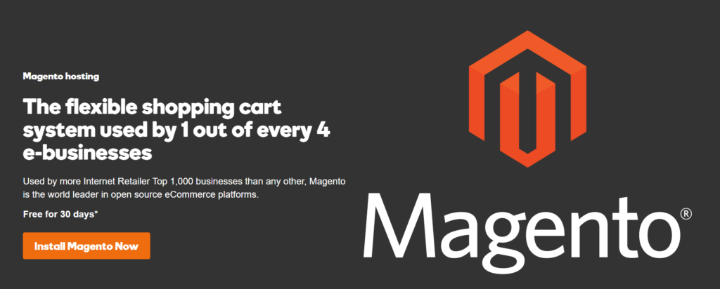 magento on godaddy
