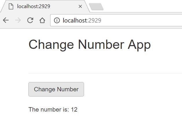change number app