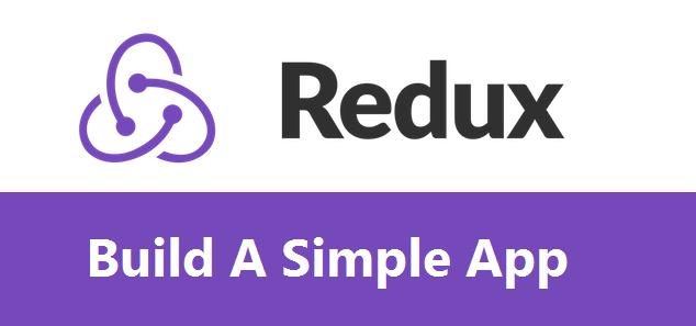 redux simple app